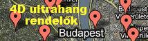 4D ultrahang rendelők Budapesten és szerte a Kárpát-medencében