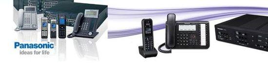 Telefon, központ, panasonic, használt