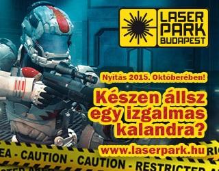 Laser Tag Újbudán - A világon egyedülálló, interaktív játékélmény - A Lasertag új dimenziója