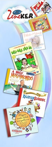 Zeneker gyerekdal kiadó