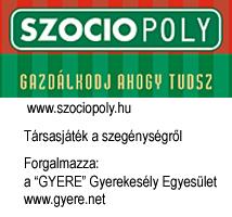 Szociopoly - Gazdálkodj, ahogy tudsz!